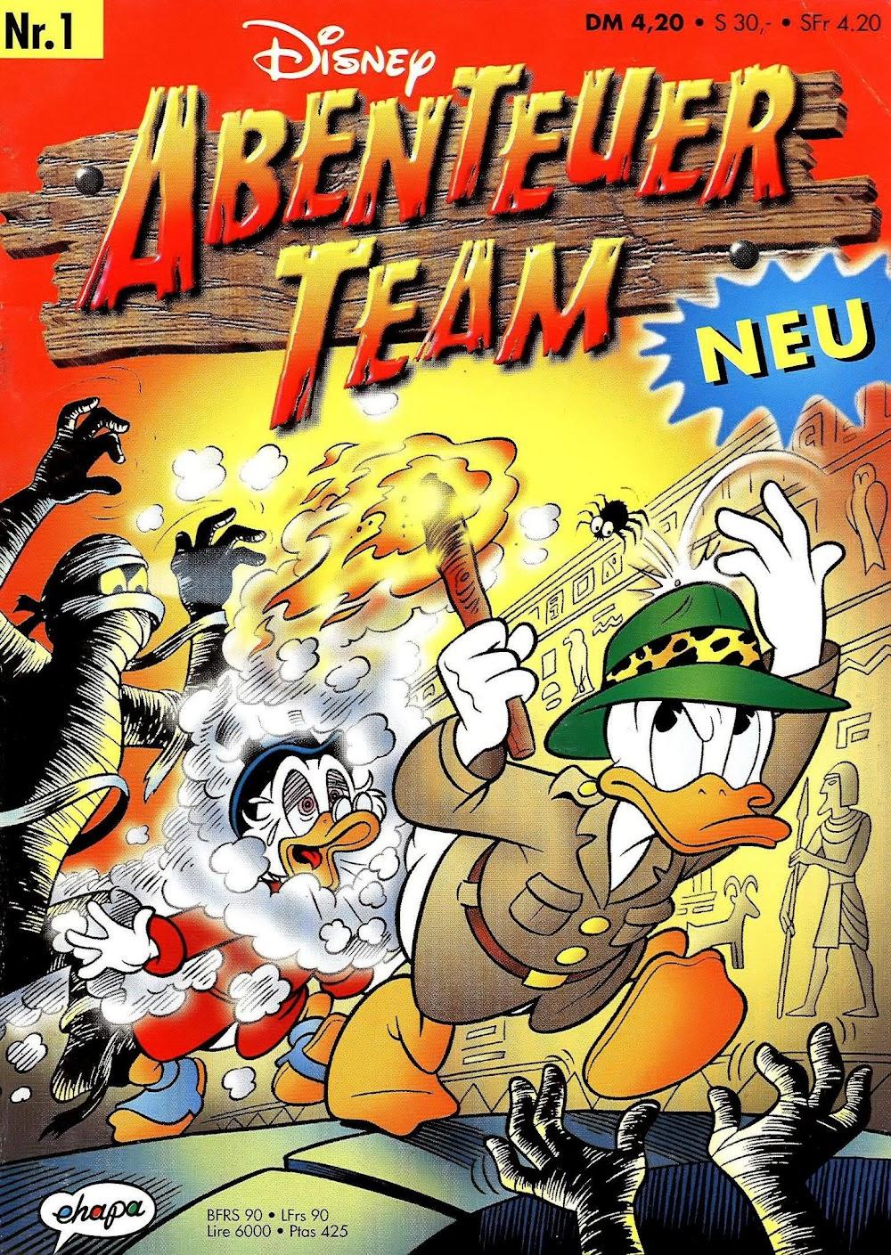 Abenteuer Team (1996) - komplett