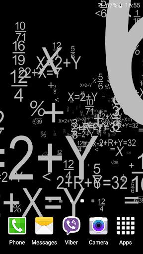 数学動画ライブ壁紙
