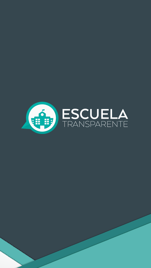 Escuela Transparente- screenshot