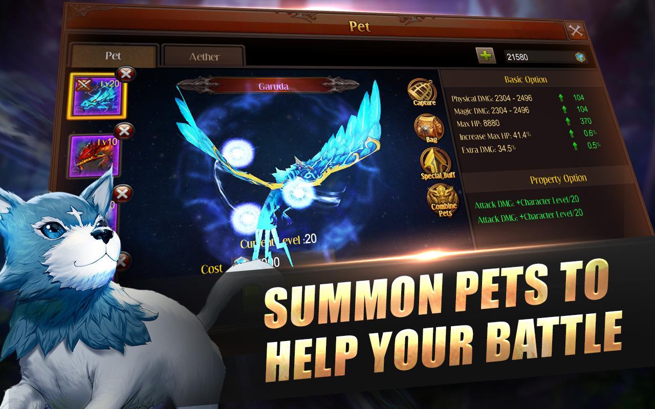 MU Origin screenshot #23