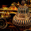 THE MOROCCAN OPULENCE by Leon Zaragoza - Artistic Objects Other Objects ( cups, plates & utensils, antiques )
