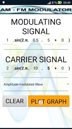 AM-FM Modulator