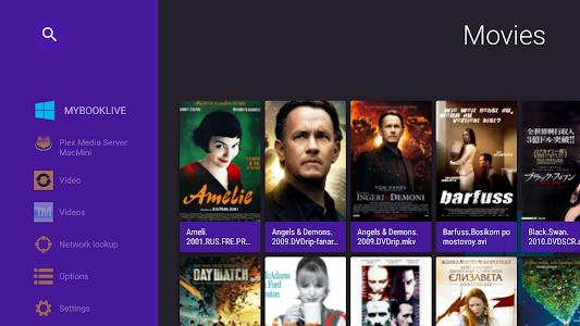 ViMu Media Player for TV screenshot 9