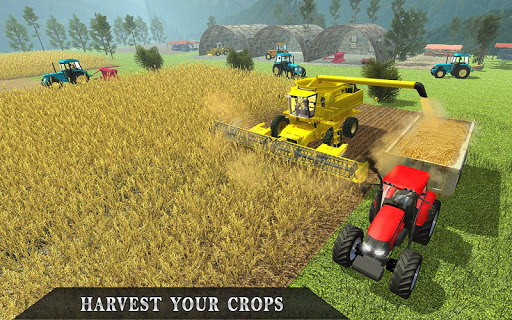 Farmer's Tractor Farming Simulator 2018 1.2 screenshots 13