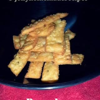 Namak Pare Recipe, How to make Namak Para
