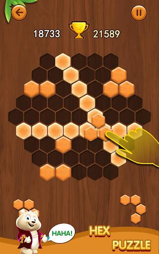Block Puzzle Classic 2018  captures d'u00e9cran 10