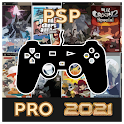 PSP GAME DOWNLOAD: Emulator and ISO icon