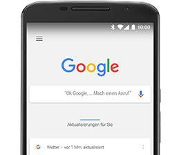 Suche screenshot