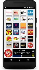 Rádio Brasil screenshot 1