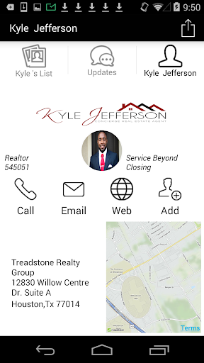 Kyle Jefferson Group H.O.M.E.