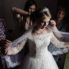 Wedding photographer Anastasiya Andreeva (Nastynda). Photo of 26.04.2018