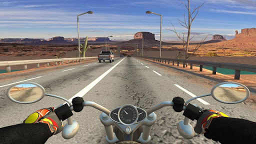 Moto Racing 3D  screenshots 4