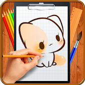 Learn How to Draw Kawaii Anime Mod