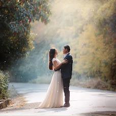 Wedding photographer Liliya Kulinich (Liliyakulinich). Photo of 24.10.2017