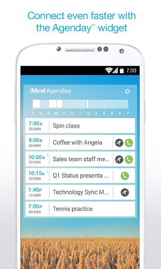 Agenday Smart Calendar- screenshot