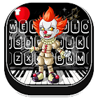 Scary Piano Clown Keyboard icon