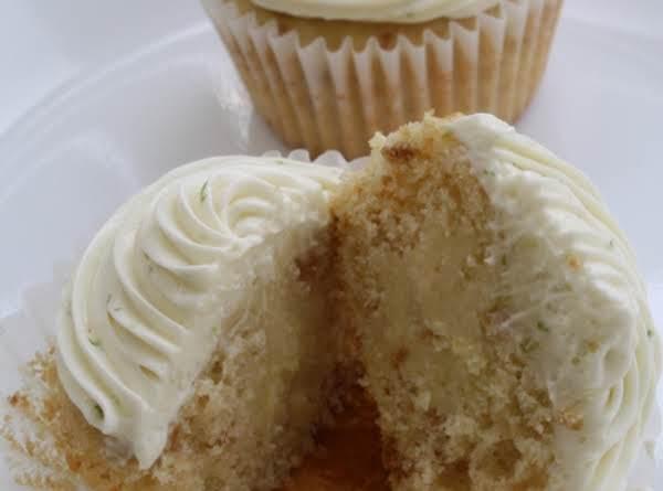 Citrus Cupcakes Recipe