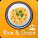 Rice and Grain Recipe apps icon