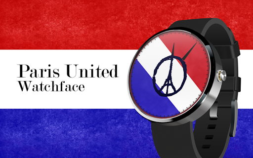 Paris United-Stand with Paris