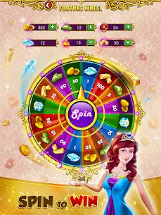 Princess Gold Coin Dozer Party
