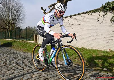 Deceuninck-Quick-Step rekent op wereldkampioen in de Strade Bianche, ook twee Belgen verschijnen aan de start
