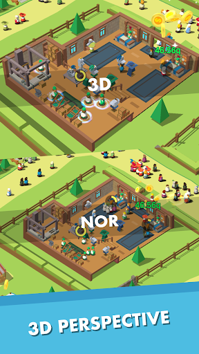 Idle Medieval Town - Tycoon, Clicker, Medieval 1.0.22 screenshots 2