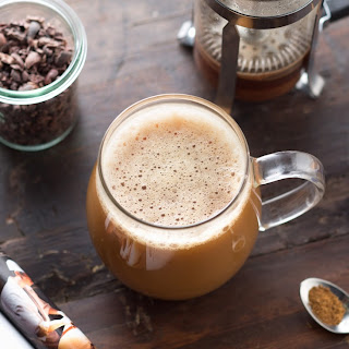 Addicted to Coffee? Try This Decaf Dandelion-Cacao Latte Instead