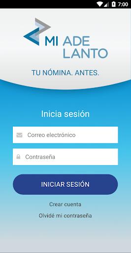 MiAdelanto screenshot 2