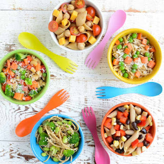 5 Quick and Easy Kid-Friendly Pasta Salads.
