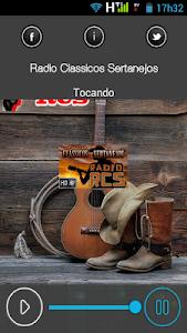 Rádio Clássicos Sertanejos screenshot 1