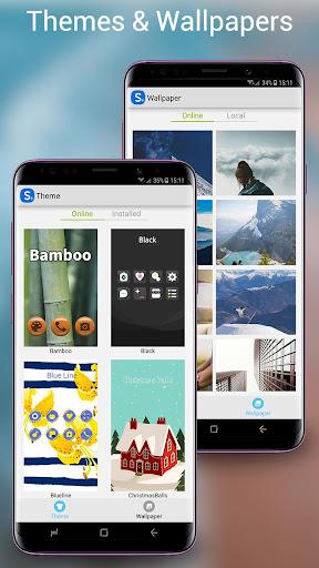 S Launcher - Galaxy S9 Launcher, S9/S8 theme, cool 5.2 screenshots 3