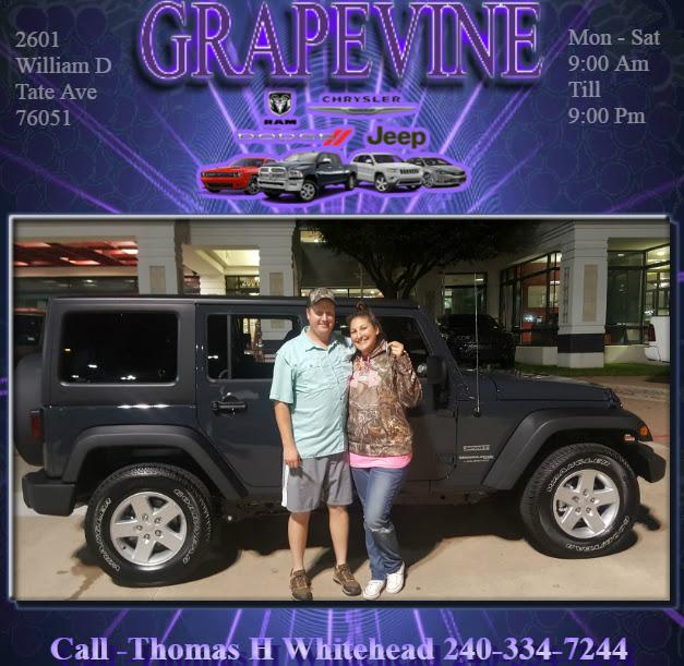 Grapevine Texas New Cars