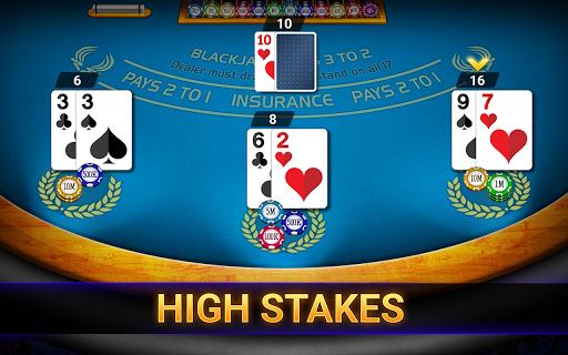 Blackjack Casino 2020: Blackjack 21 & Slots Free 2.8 screenshots 14