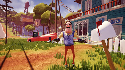 Hello Neighbor  trampa 9