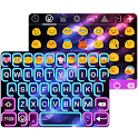 Neon Night Messages Theme icon