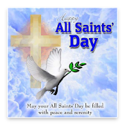 Happy All Saints' Day Greetings