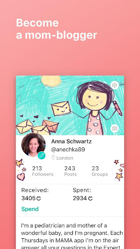 MAMA pregnancy support, new mums, moms, mom to be 1.2.32 screenshots 5