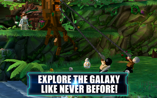LEGOu00ae Star Warsu2122: TFA 1.29.1 screenshots 9
