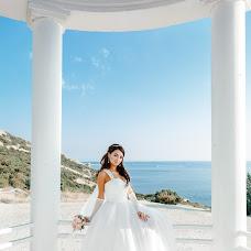 Wedding photographer Anna Krigina (Krigina). Photo of 01.11.2018