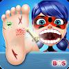 Ladybug Foot Doctor APK