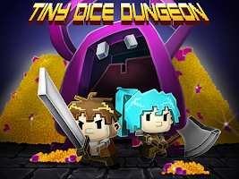 Screenshot of Tiny Dice Dungeon