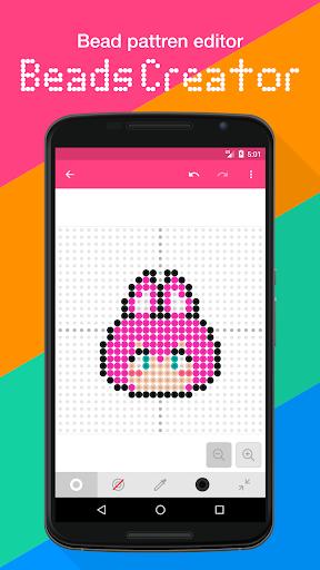 Beads Creator - Bead Pattern Editor  screenshots 1