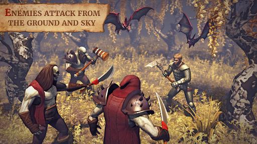 Grim Soul: Dark Fantasy Survival 1.7.1 screenshots 18