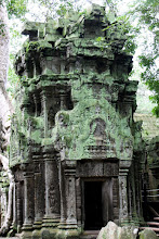 Photo: Year 2 Day 44 -  One of the Towers of Ta Prohm