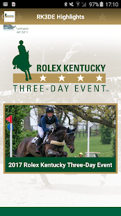 Rolex Kentucky Three-Day Event- screenshot thumbnail
