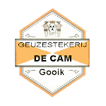 Logo for De Cam Guezestekerij