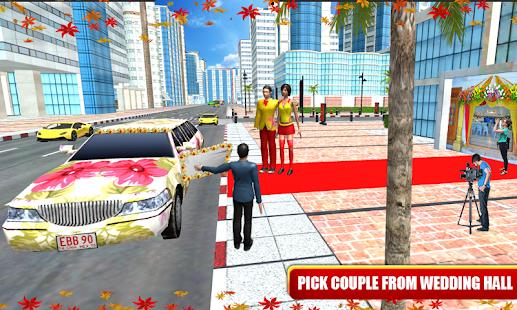 Luxury Wedding Limousine Driver - náhled