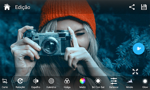 Photo Editor - Pixerist FX Pro Filters and Effects- screenshot thumbnail