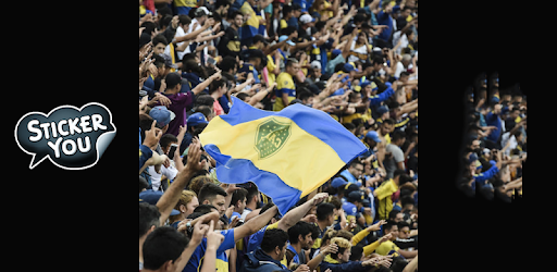 Stickers and emoticons of Boca Juniors for Whatsapp