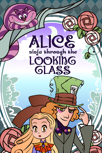 Mad Alice and Looking glass